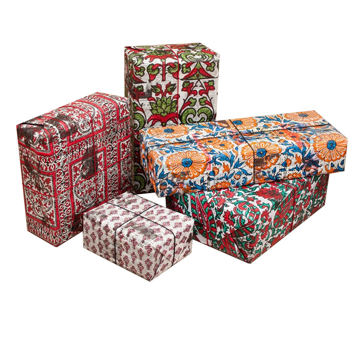 Buy Studio Abcd Upcycle Newspaper Gift Wrapper Reused