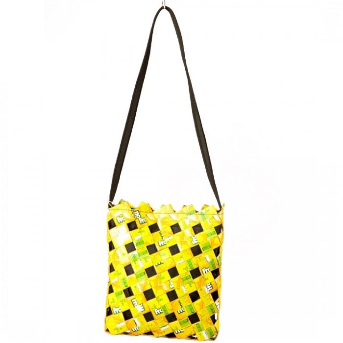 Anu Life-Ipad Sling Bag-Upcycled Tetra Pack