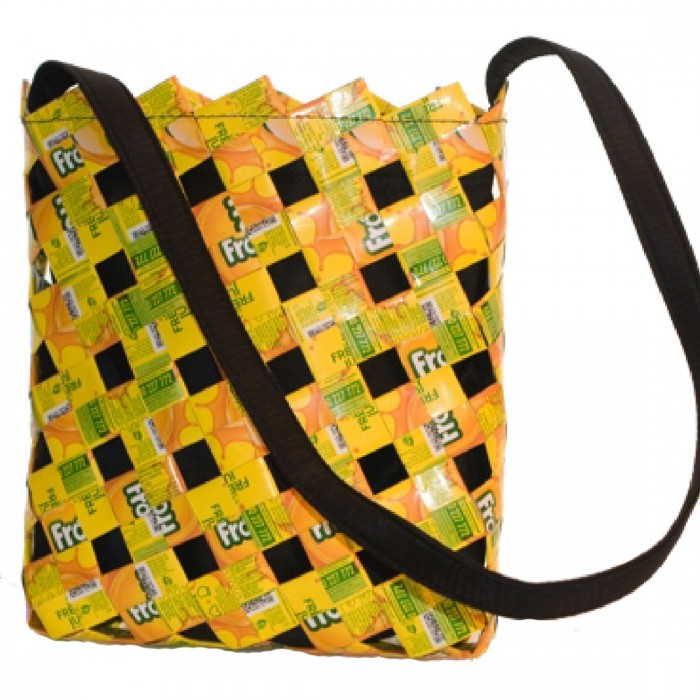 Anu Life-Ipad Sling Bag-Upcycled Tetra Pack