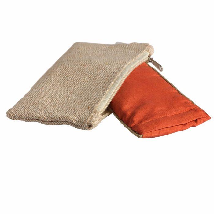 Conscience Eye Pillow- Pure Organic Cotton - Eco-friendly