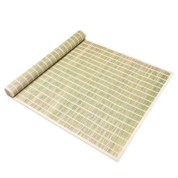 Deivee - 'Sraddha' Darbha Yoga Mat - Natural and Organic