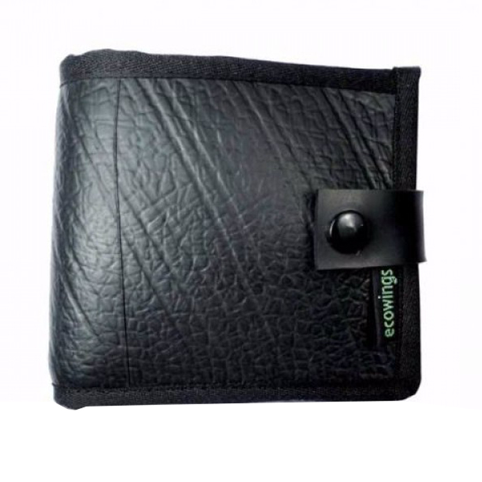 Ecowings Mens Wallet - Upcycled Tyre Tube