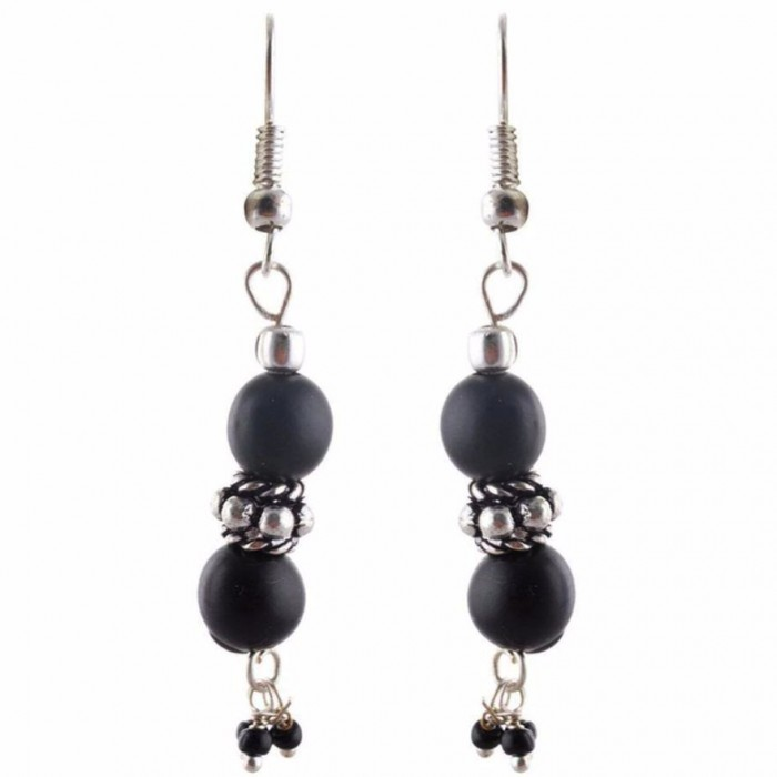 Jungle Jewels Black Fantasy-Seeds And Beads