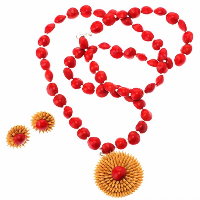 Jungle Jewels Sunrise Boulevard-Seeds And Beads