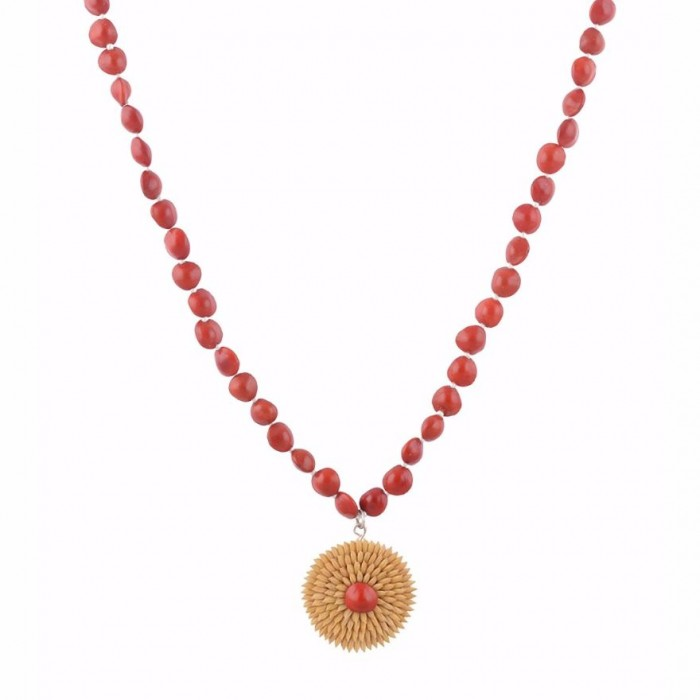 Jungle Jewels - Sunrise Bouleward- Necklace With Earring