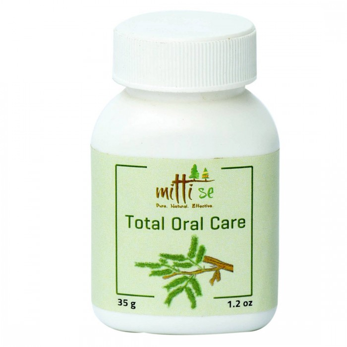 Mitti Se - Total Oral Care 35 G