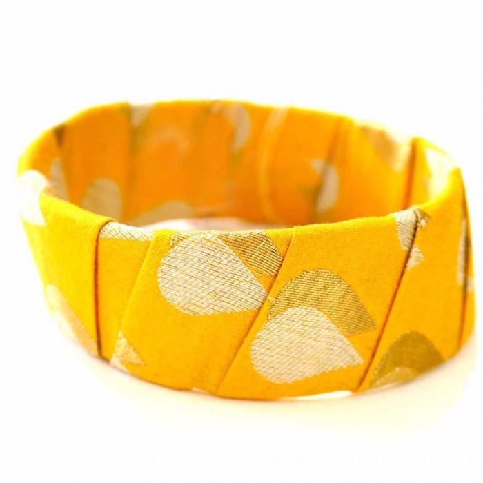 Sanchali Bracelet 4-Fabric