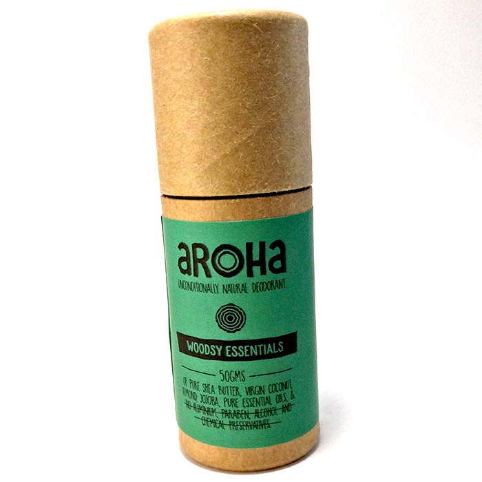 Aroha - Natural Deodorant - Floral Spell - Skin Care