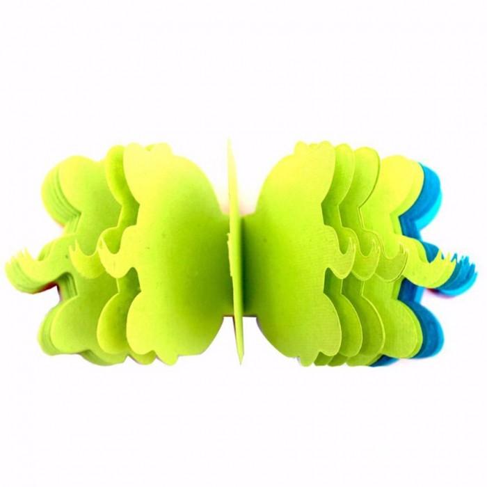 Haathi Chaap Ele Bum Multi Colour Notepad / 120 sheets - Elephant Poo Paper