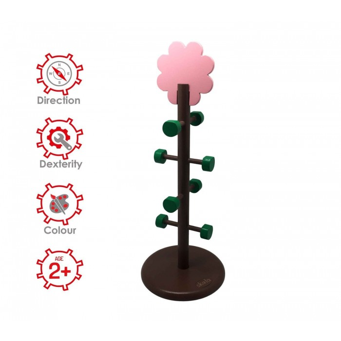 Skola Toys Twisting Blossoms - Twist & Arrange
