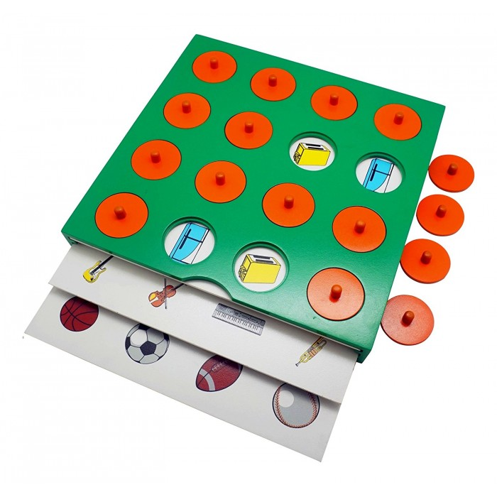 Skola Toys Memory Games - Pair and collect