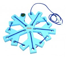 Skola Toys Threading Snowflake