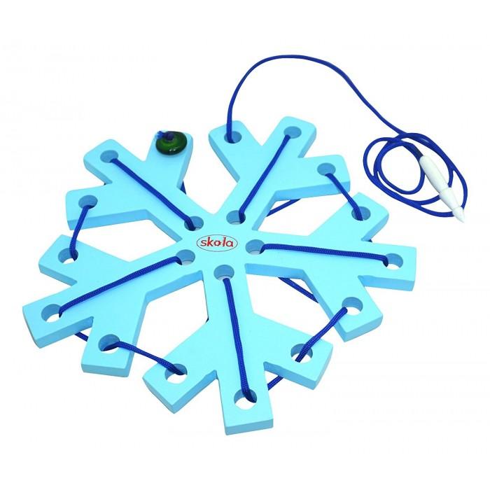 Skola Toys Threading Snowflake
