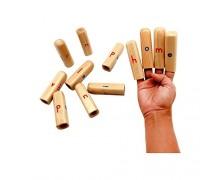 Skola Toys Alphabet Finger Puppets - Reading & Word Formation