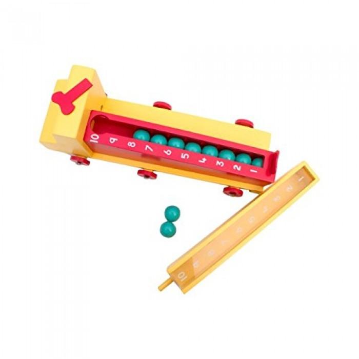 Skola Toys Subtraction Dump Truck - Roll & Minus