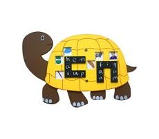 Skola Toys Tortoise Crossword - Master 3 Letter Words