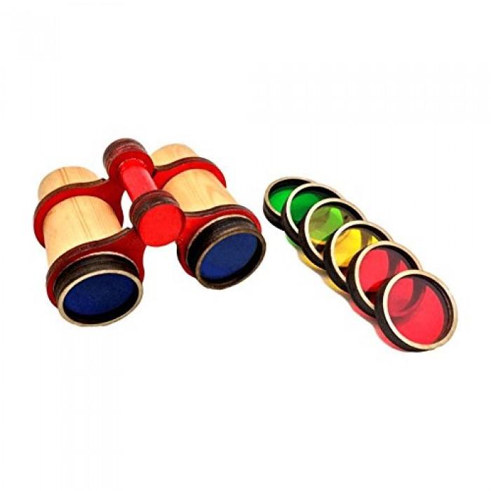 Skola Toys Bino Colour - View The World Through Tinted Shades