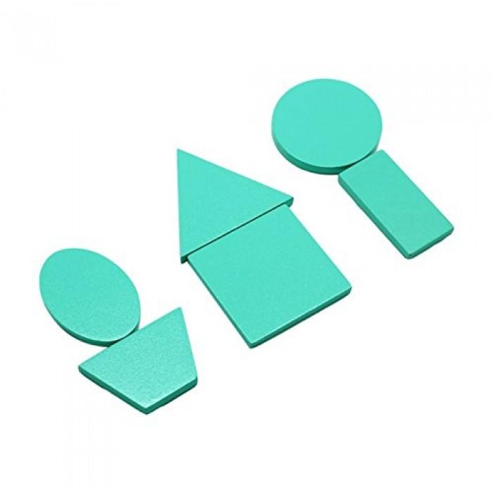 Skola Toys Geometrical Shapes Puzzle Tray