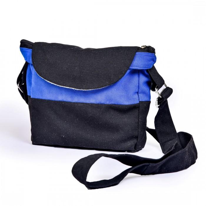 Ilai Upcycled Foldable Unisex Cross Body Sling Bag