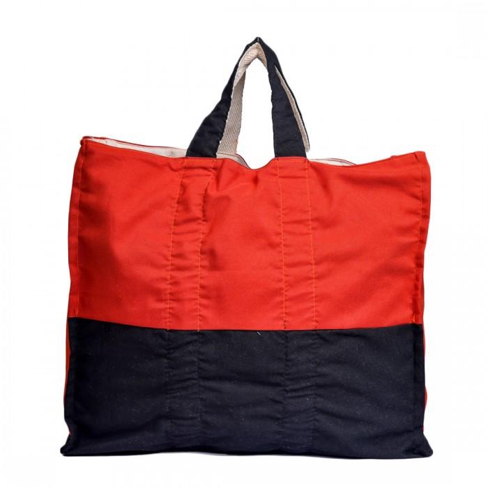 Ilai Upcycled Foldable Heavy Duty Shopper Bag