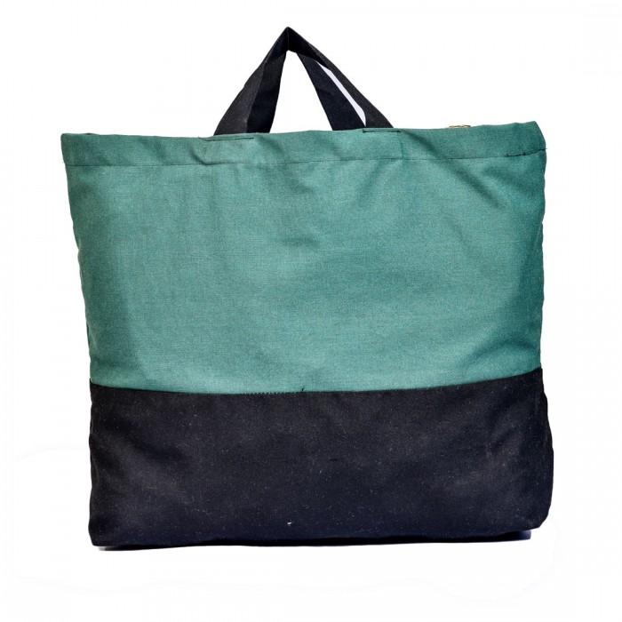 Ilai Upcycled Foldable Multi Utility Shopping cum Market Bag
